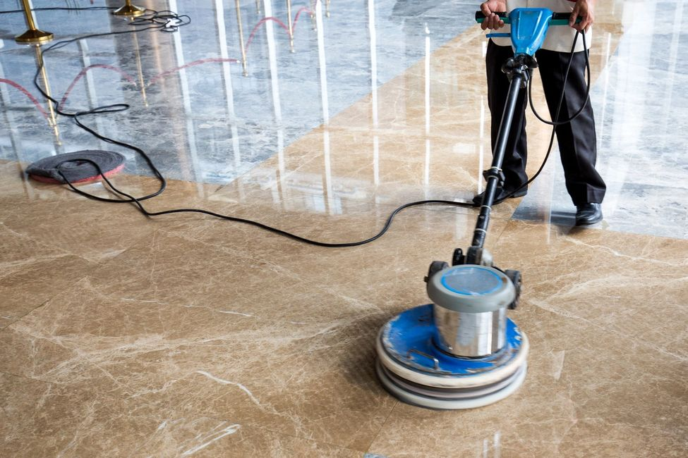 Shiny and Healthy look for your floors
