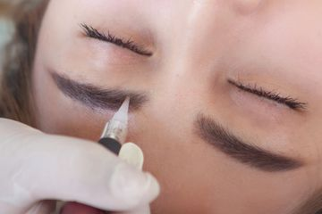 Permanent makeup Eyebrows Shading ready eyeday no fussing with you eyebrows pencils