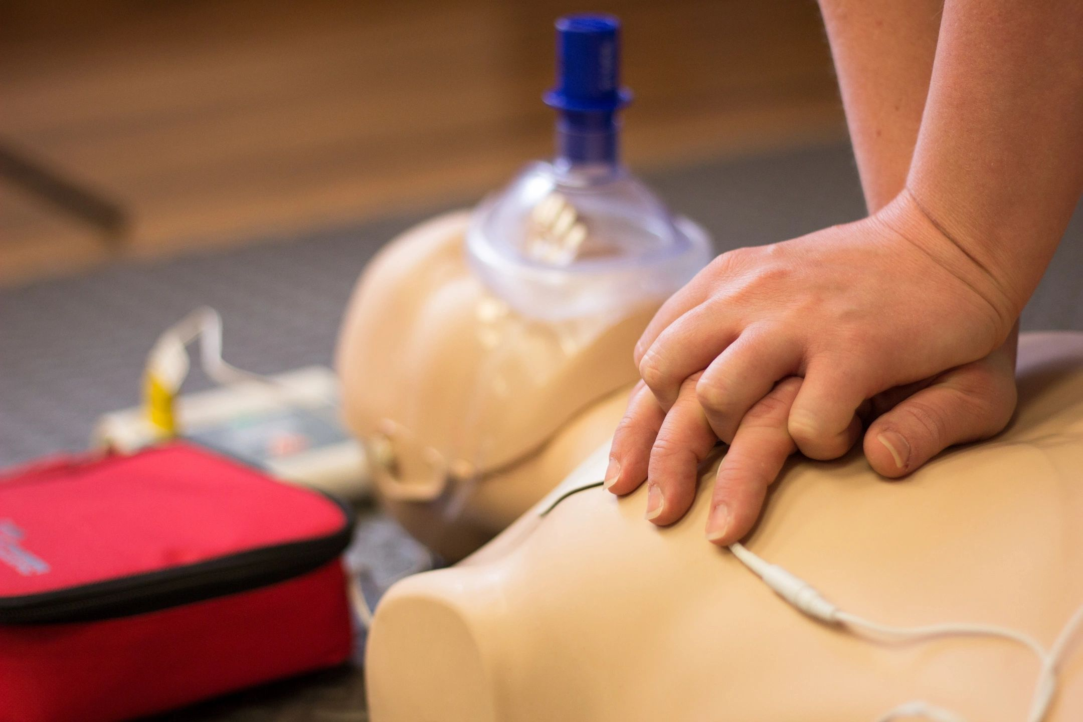 corporate osha training cpr first aid group classes