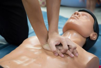 American Heart Association CPR, ASHI CPR, First Aid