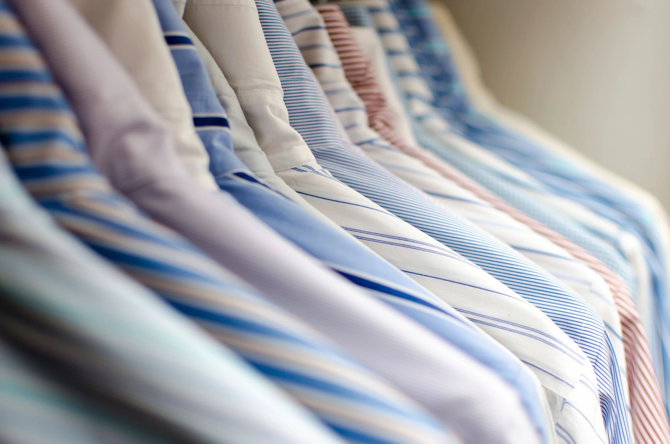 Are you or your spouse tired of ironing shirts? Bring them into Babbel's and we'll take care of it!