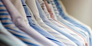 Do not have time? Call us and We will take your dry cleaning to and from your house