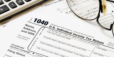 Need help with your Form 1040?  Trust us with your individual returns and get them done right.