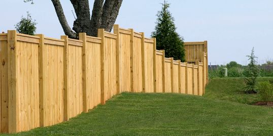 Concrete, Fencing and Retaining Walls - Home