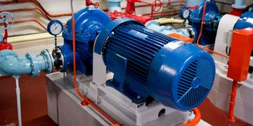 Mechanical equipments like pumps, compressors, bore wells, STP machinery, piping and lift