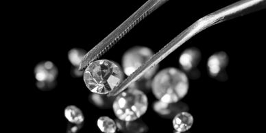 Diamonds GIA round and fancy shapes