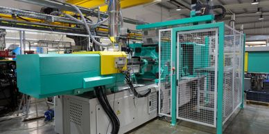 We can retrofit new equipment onto existing machines and robotic cells