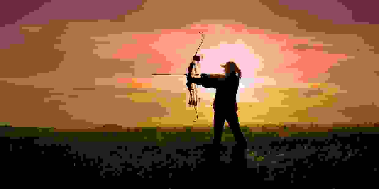 We foster, expand, promote and perpetuate the practice of field archery and any other archery games