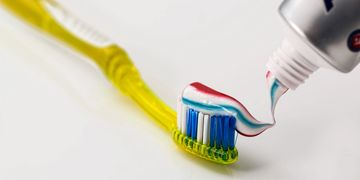 Brush and floss daily to prevent cavities.