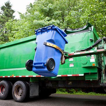 After junk - Junk Removal in Kenosha - Racine, Wisconsin