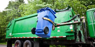 Trash Removal Company - Residential & Commercial