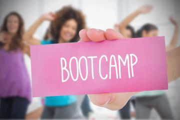 Weekly bootcamps for strength, cardio, weightloss, and overall health