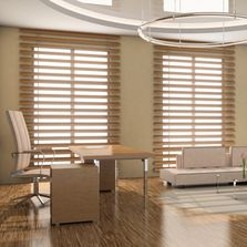 Quality wood blinds for your home or office that's affordable.