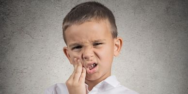 tooth pain, management of dental problems, tooth fracture,
