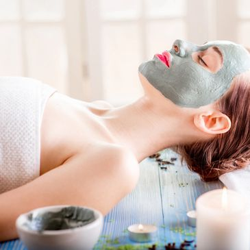 Healthy skin makes you feel so much better, make time for a spa day!
