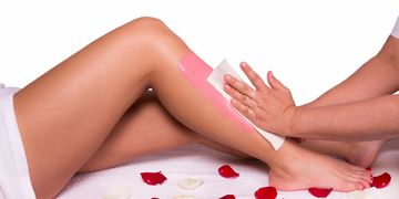 Wax hair removal waxing marji's nails & more