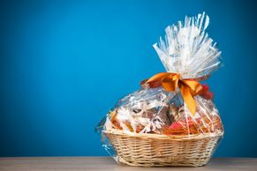 Gift Baskets available, starting at $49