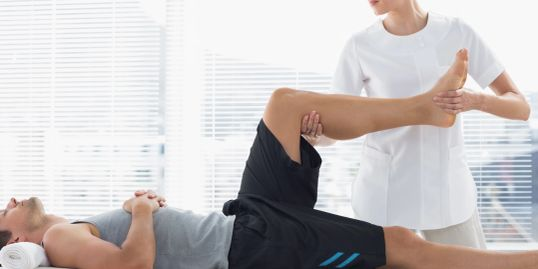 Sports Massage and Stretching