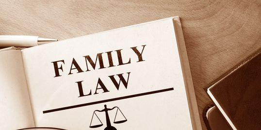family law has become a separate practice requiring expertise