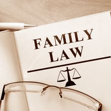 Divorce, separation, and family court legal representation