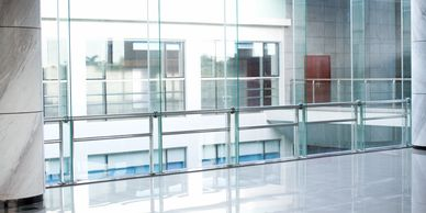 All-Glass Storefronts and Point-Supported Systems