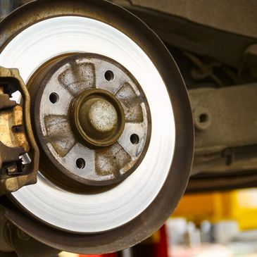 We can solve your brake issues  and make your vehicle roadworthy and safe.