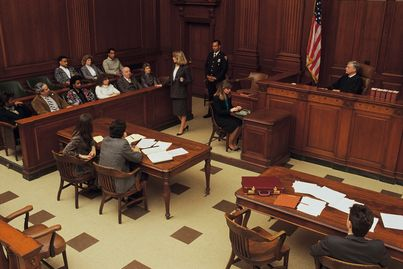 Experienced trial attorneys.