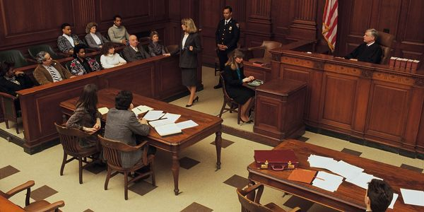 Courtroom Testimony Experts