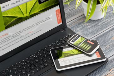 computers phone tablet web site custom designs the green miyagi bluegreen.website store