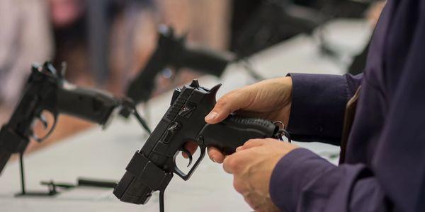 2021 Cheyenne Spring Gun Show