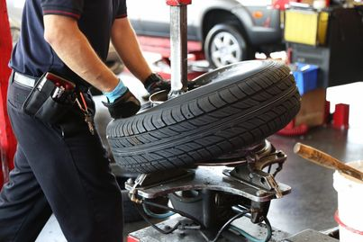Tires Cobbs Creek Auto Center