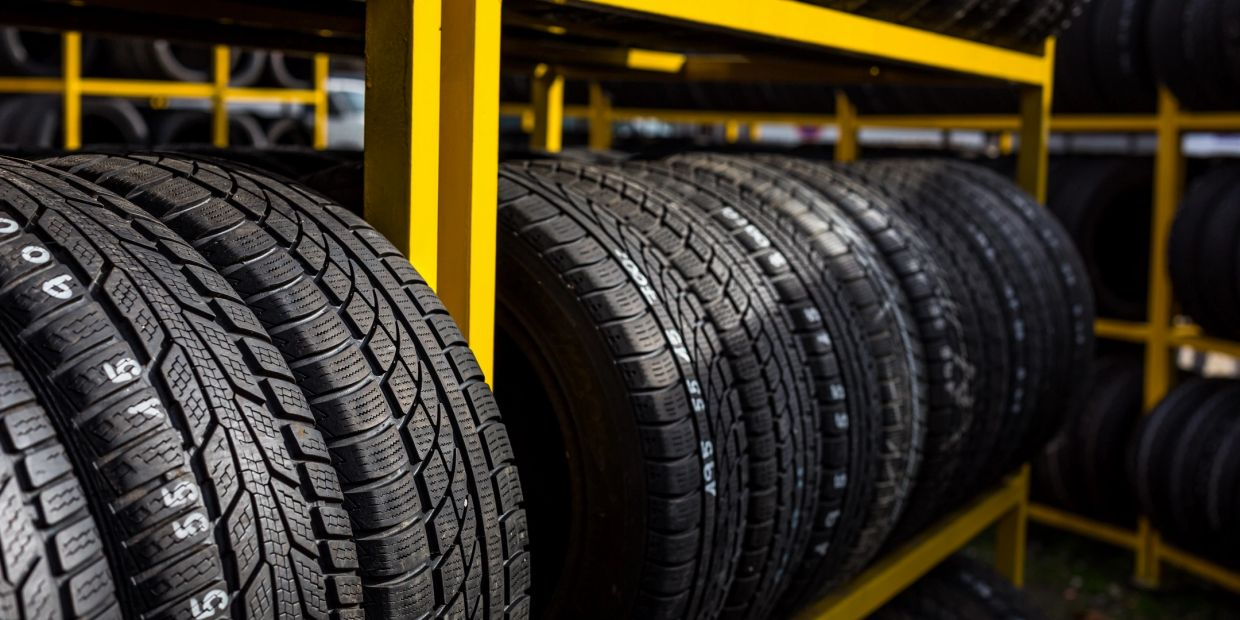 Premium tires to keep you and your family safe.