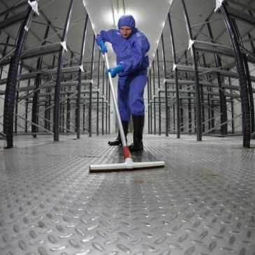 business cleaning and commercial cleaning services