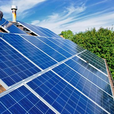 Residential Solar, Rooftop Solar, Home Solar Installation, Green Energy, Distributed Generation