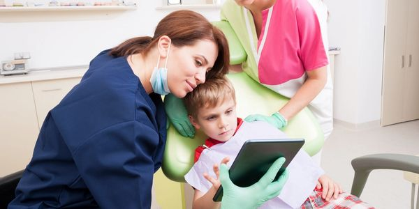 V Family Dentistry - Kid Amenities