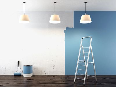 Do not let color scare you. Painting your walls reflects you! Pick a color that makes you feel good