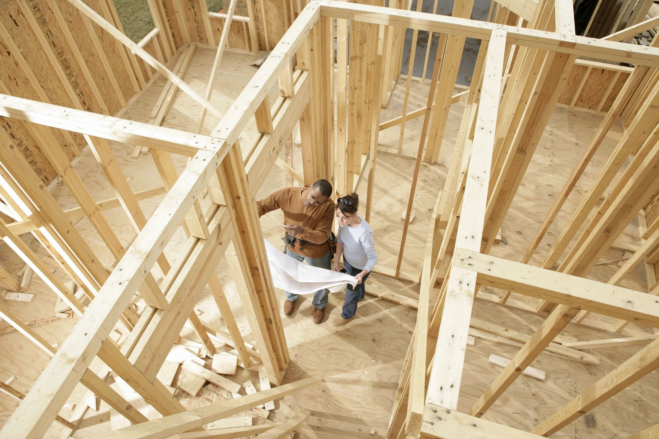 Build a new home or Remodel your existing home