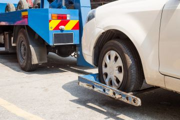 Safe and reliable towing service