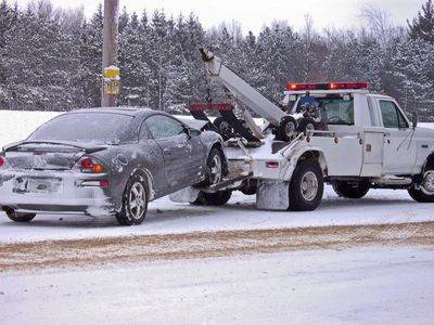 Car wrecks are more than an inconvenience - get advance cash to get back in business.