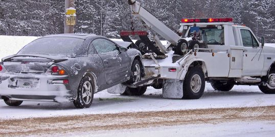 Who needs two truck insurance