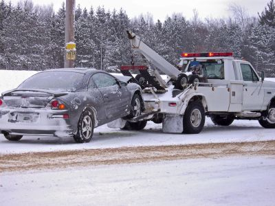Towing Services in Murdo
