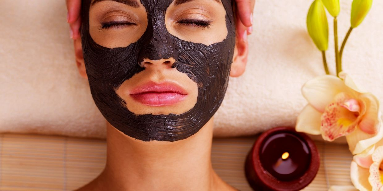 Anti-ageing facials pumpkin peel chemical peel European facial