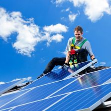 All our Solar Equipment is Warrantied by the Manufacturer for 25 Years