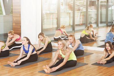 online yoga  meditation  iron belle fitness  online