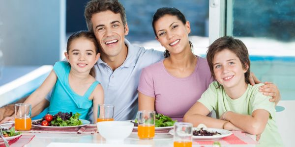 Family meal delivery service delivered by Perth Chef Hire