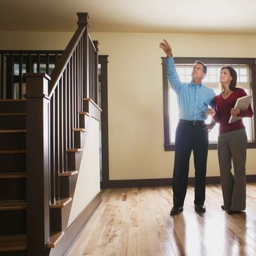 Take advantage of the technical knowledge to give you a thorough assessment of the home.