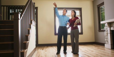 Property management move out inspection