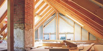 Attic and crawl space inspections