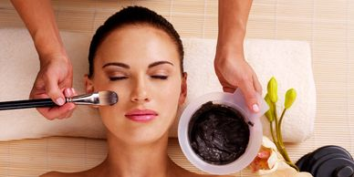 Facial, home service salon, ladies salon, beauty salon, home salon and spa, home salon, beauty salon