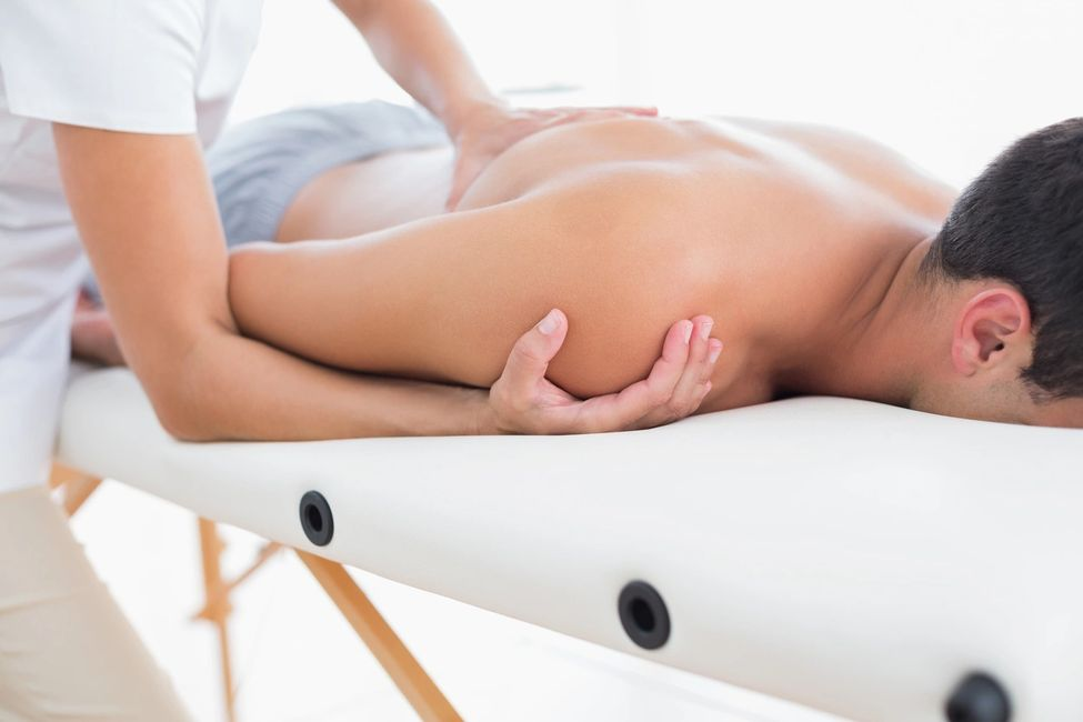 Sports massage in concord nh